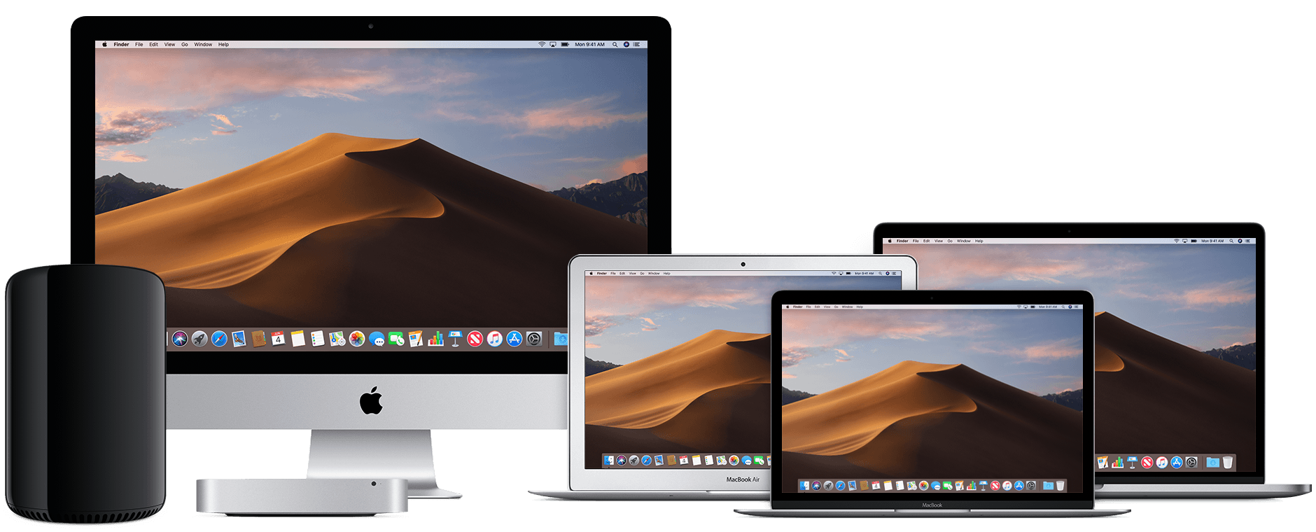 Jasa Instal Macbook Mac Mojave High Sierra