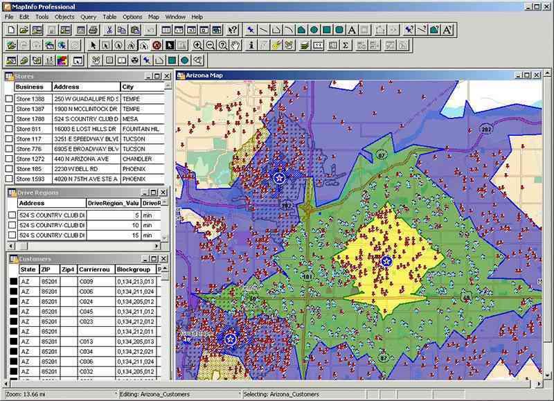 Jasa Instal Mapinfo