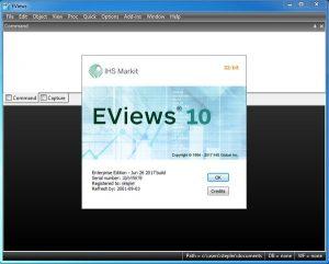 Jasa Instal Eviews 10