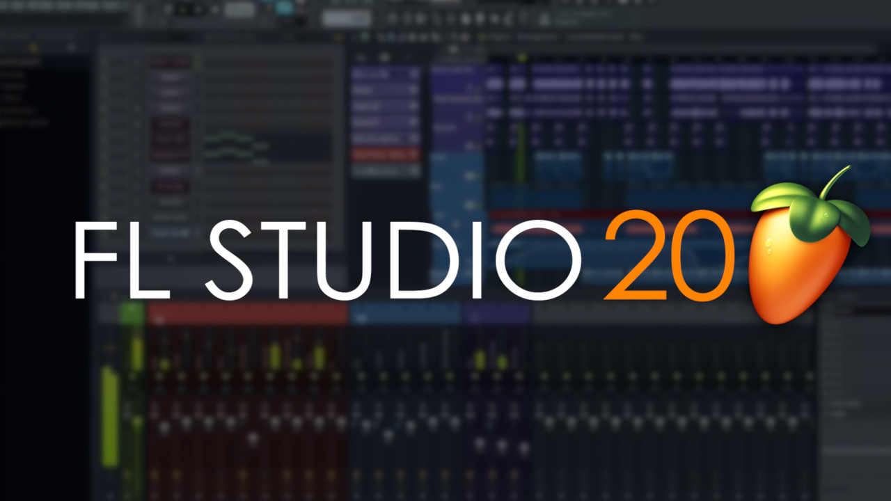 Jasa Instal Software Image-Line FL Studio Producer Edition 20 Mac