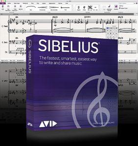 Jual Jasa Instal Avid Sibelius