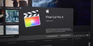 Jasa Instal Software Final Cut Pro Mac Lisensi Permanen Panggilan